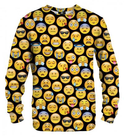 Bluza z emotkami