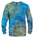 Gold Boho sweater