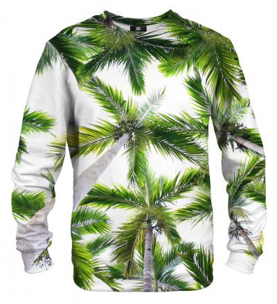 Bluza w palmy