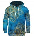 Gold Boho hoodie
