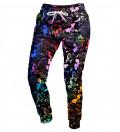 Spodnie damskie ze wzorem Black Walt Dealer