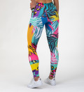 Legginsy Neon Animals