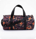Japanese Dragon Duffle Bag