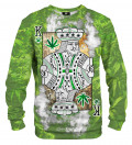 King of Ganja sweater