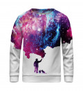 Galaxy Picture sweater for kids