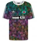 Team 420 t-shirt