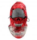 Kominiarka Bloody Skull Face