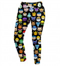 Pokemoji womens sweatpants