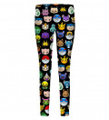Pokemoji leggings for kids