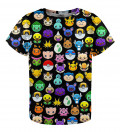Pokemoji t-shirt for kids