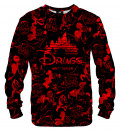 Red Walt Dealer sweater