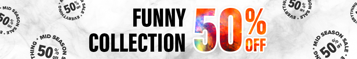 FUNNY COLLECTION MINI BANER