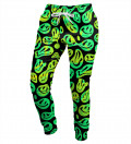 Melted smileyes womens sweatpants