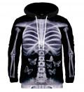 X-ray hoodie