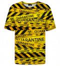 T-shirt ze wzorem Quarantine