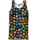 Pokemoji tank-top