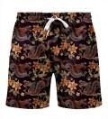 Japanese Dragon Shorts