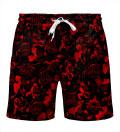 Red Walt Dealer Shorts