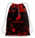 Scream Works Drawstring Bag