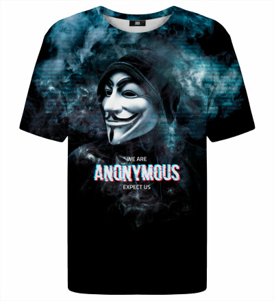 T-shirt- We Are Anonymous