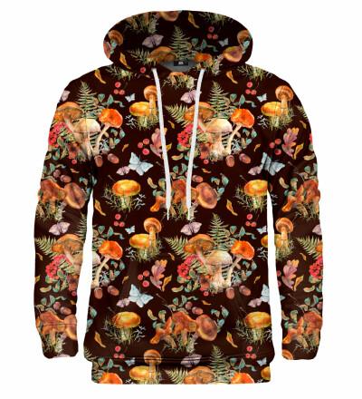 Bluza z kapturem Autumn Mushrooms