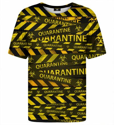 T-shirt- Black Quarantine