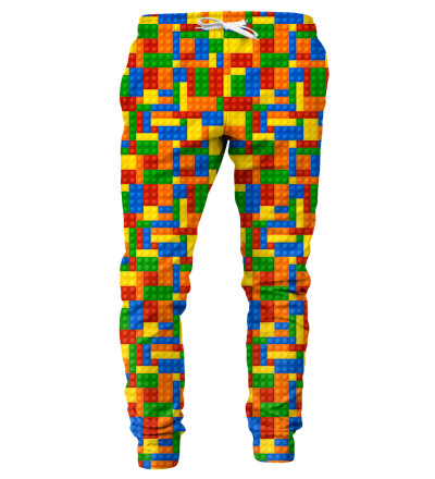 Spodnie męskie- Blocks