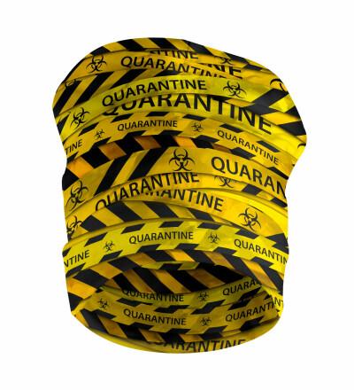 Czapka Quarantine