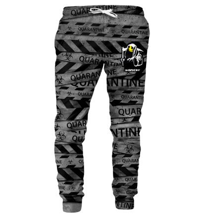 Spodnie męskie- Banksy Smiley Reaper