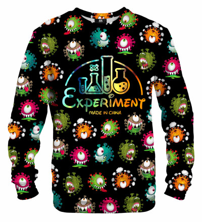 Sweatshirt - Experiment