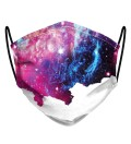 Galaxy Picture Face Mask