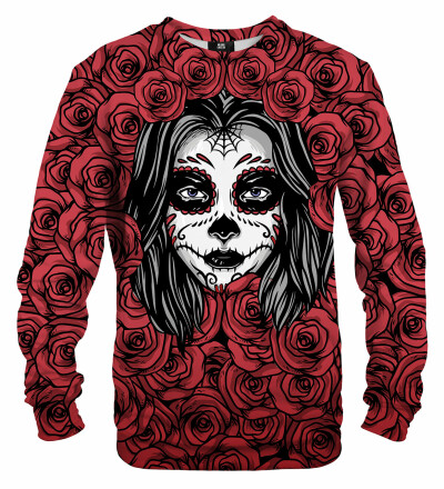 Bluza ze wzorem Sugar Skull Girl