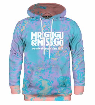 Bluza z kapturem Mr Gugu logo