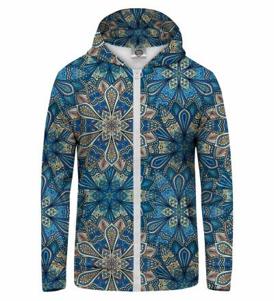Bluza z zamkiem - Cold Stained Glass