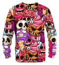 Zombie ice cream sweater