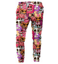Zombie ice cream mens sweatpants