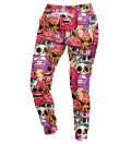 Zombie ice cream womens sweatpants
