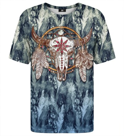 T-shirt - Boho bufallo