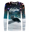 Let it snow womens sweater