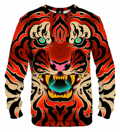 Bluza - Fullprint Tiger