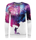Galaxy Picture womens sweater