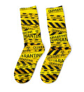 Quarantine Midi Socks