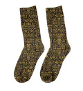 Day of Dead Midi Socken