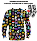 Pokemoji sweater