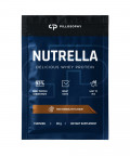 NUTRELLA - 30g - chocolate flavour, whey protein concetrate (WPC)