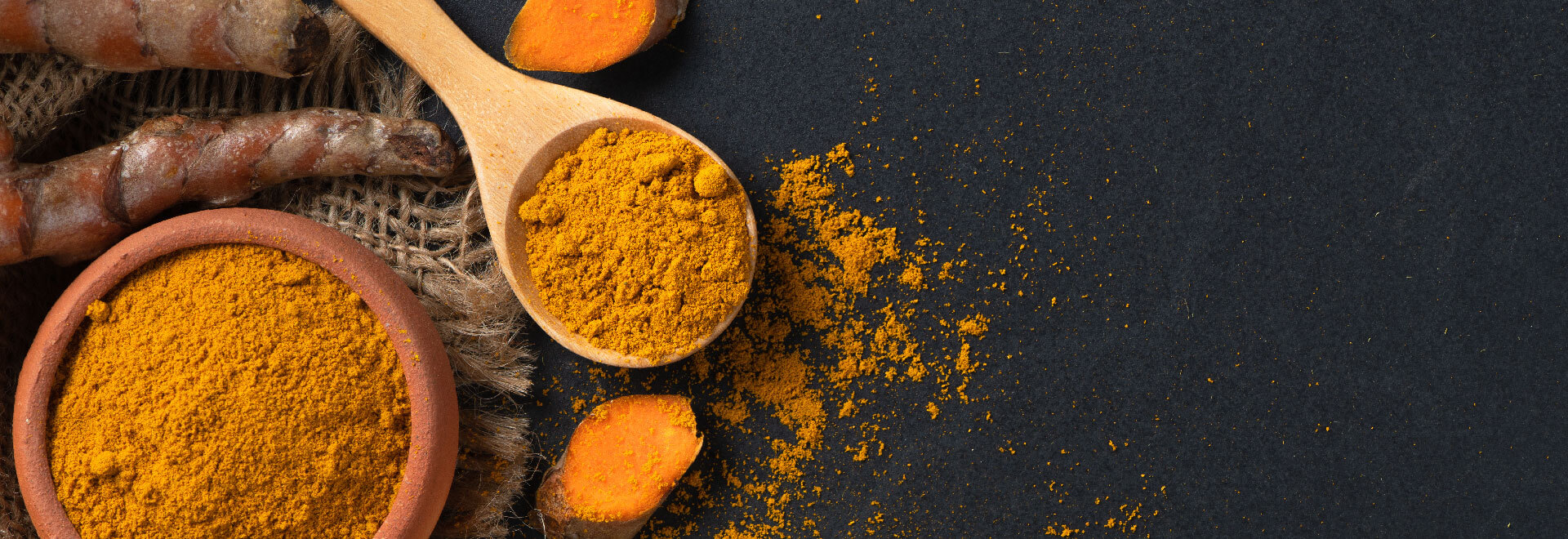 Be healthier with turmeric