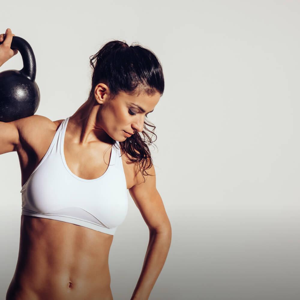 5 najlepszych ćwiczeń dla kobiet