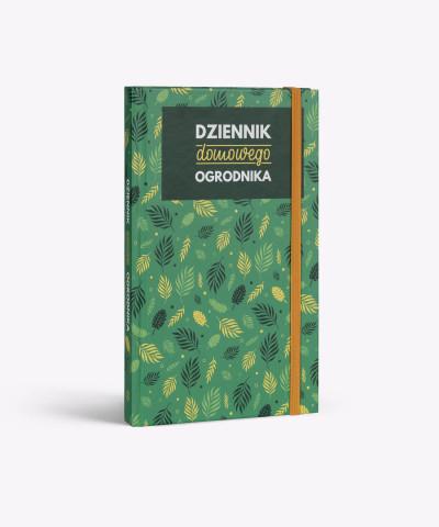 Dziennik domowego ogrodnika - planer pielęgnacji roślin 2020
