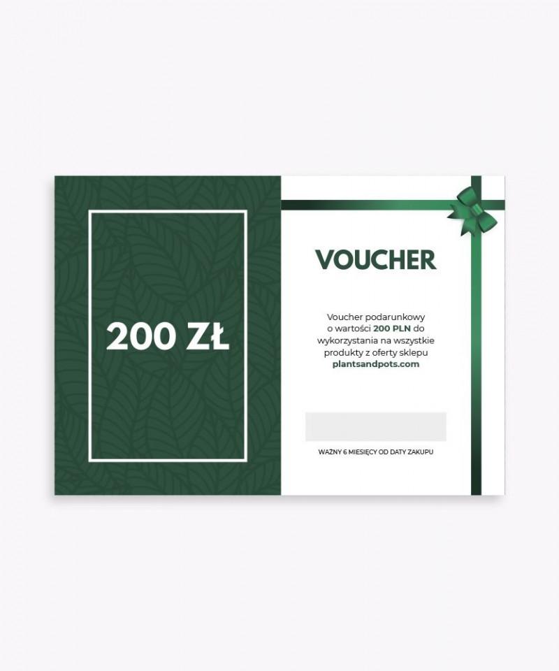 Karta Podarunkowa - voucher o wartości 200 zł