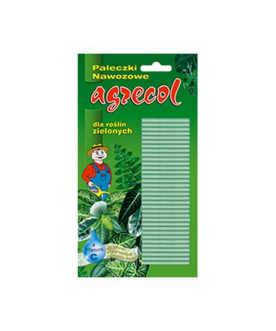 Pałeczki nawozowe Agrecol do roślin zielonych